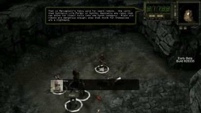 Wasteland 2 - Early Access Teaser #1 - The Butchers of Arizona
