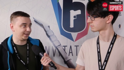 Six Invitational 2018 - Interview mit BikiniBodhi