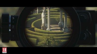 Hitman 2 - Sniper Assassin Competition Trailer