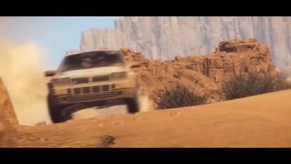 V-Rally 4 - Rally and Hillclimb Trailer