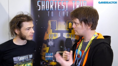 Shortest Trip to Earth - Edvin Aedma Interview