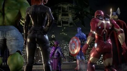 The Avengers: Battle for Earth - E3 Trailer