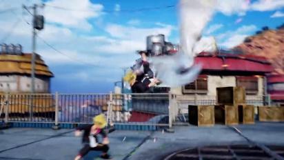 Jump Force - Boruto and Dai Trailer