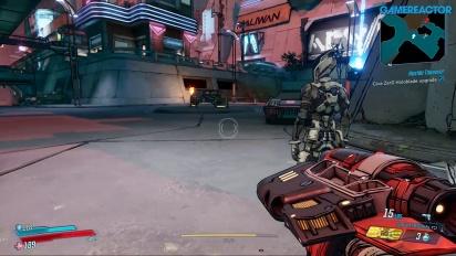 Borderlands 3 - Ausblick auf Amara (Gameplay)