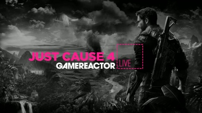 Just Cause 4 - Livestream-Wiederholung