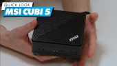 MSI Cubi 5: Quick Look