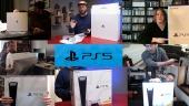Playstation 5 - Unsere Redakteure erhalten ihre Konsolen