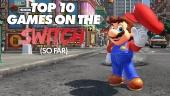 Die Besten der Besten: Unsere zehn liebsten Spiele auf der Nintendo Switch (bis 2020)