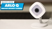 Arlo Q Indoor-Sicherheitskamera: Quick Look