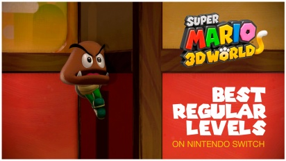 Super Mario 3D World - Unsere liebsten Level (Nintendo Switch)