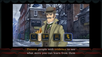 The Great Ace Attorney Chronicles - Gameplay Trailer