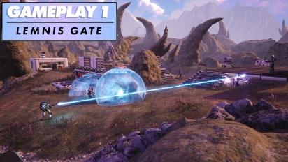 Lemnis Gate - Training (Gameplay)