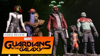 Marvel's Guardians of the Galaxy - Videokritik