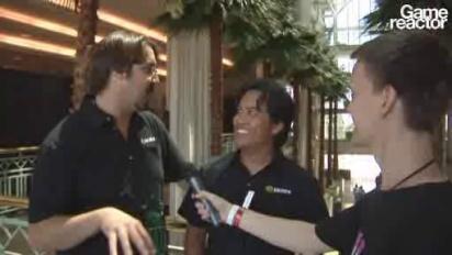 E3 Bourne Conspiracy interview