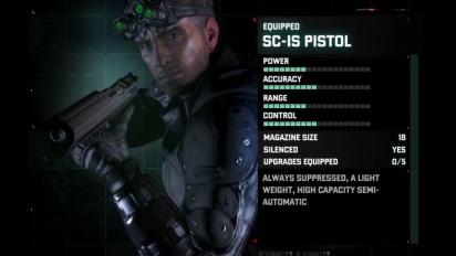 Splinter Cell: Blacklist - Fourth Echelon Economy 101