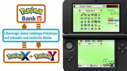 Pokémon Bank - So funktioniert der Dienst