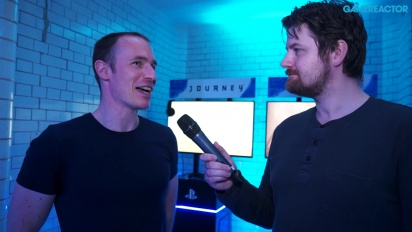 Journey - Sony Digital Showcase - Interview Olivier Banal