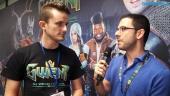 Gwent: The Witcher Card Game - Mateusz Tomaszkiewicz Interview