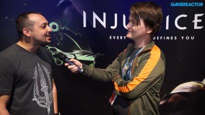 Injustice 2 - Derek Kirtzic Interview