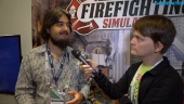 Firefighting Simulator - Interview mit Gregor H. Max Koch