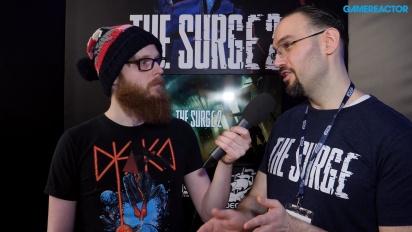 The Surge 2 - Interview mit Adam Hetenyi