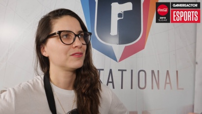 Six Invitational 2018 - Interview mit Laure Guilbert