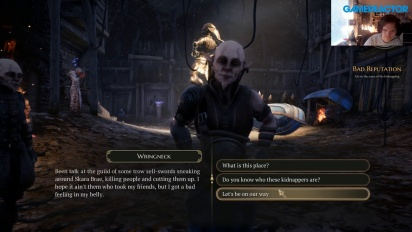 The Bard's Tale IV: Barrows Deep - Livestream Replay