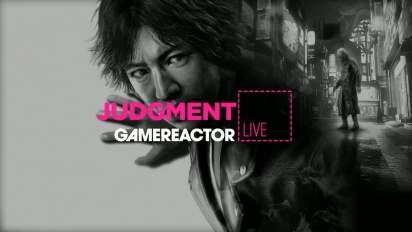 Judgment - Livestream-Wiederholung