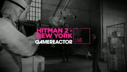 Hitman 2: New York - Livestream-Wiederholung