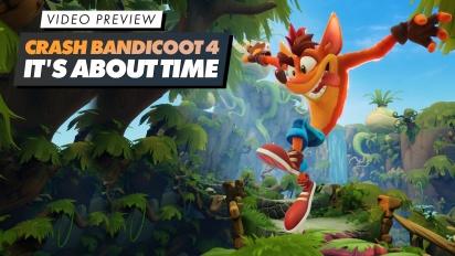 Crash Bandicoot 4: It's About Time - Videovorschau