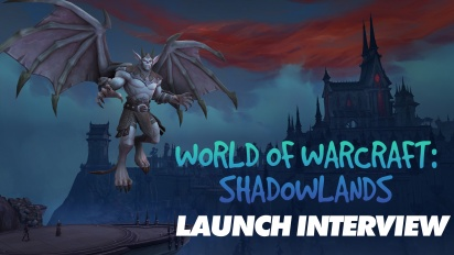 World of Warcraft: Shadowlands - Interview mit Patrick Dawson & Sarah Verrall zum Launch
