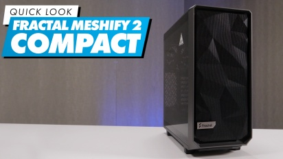Fractal Meshify 2 Compact: Quick Look