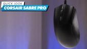 Corsair Sabre Pro: Quick Look