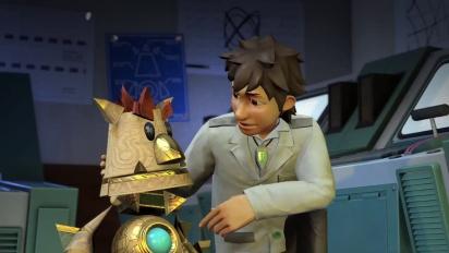 Knack - Knack on PS4 Trailer
