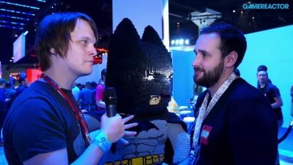 Lego Batman 3: Beyond Gotham - Interview Phillip Ring E3 2014