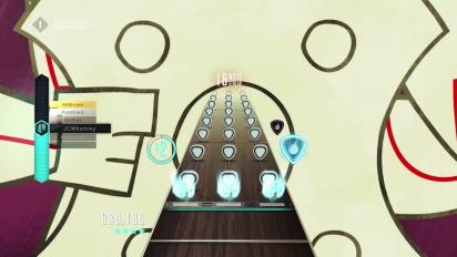 Guitar Hero Live - Shred-A-Thon Trailer (Deutsche Version)