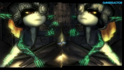 The Legend of Zelda: Twilight Princess HD - Gameplay - Wii U vs. Wii/Gamecube Vergleichsvideo