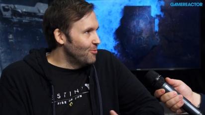 Destiny: Das Erwachen der Eisernen Lords - Interview mit Christopher Barrett