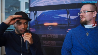 Project CARS 2 - Interview Ben Collins & Nicolas Hamilton