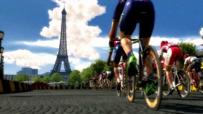 Tour De France Pro Cycling Manager 2017 - Launch Trailer