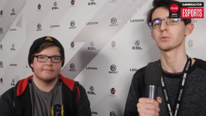 Six Invitational 2018 - Interview mit Kantoraketti