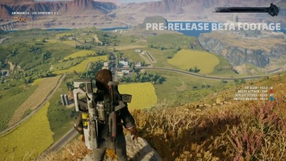 Just Cause 4 - 20 Minutes Live Gameplay Presentation