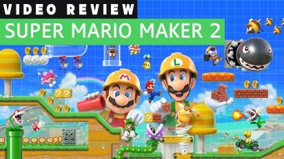 Super Mario Maker 2 - Videokritik