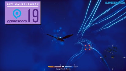 The Falconeer - Gamescom-Interview und Walkthrough