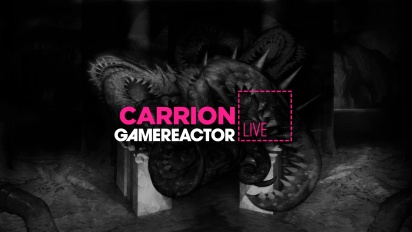 Carrion - Livestream-Wiederholung