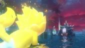 Super Mario 3D World + Bowser's Fury - Finaler Endkampf, Abspann und freischalte Bonus-Skins für Bowser Jr. und Katzen-Mario