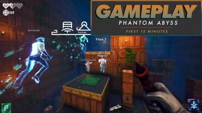 Phantom Abyss - Die ersten 15 Minuten