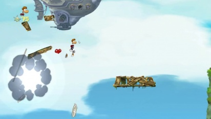 Rayman: Jungle Run - New Update Android Trailer