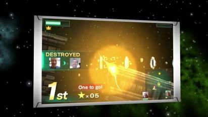 Star Fox 64 3D - E3 2011 trailer