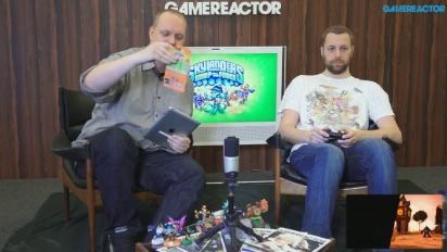 Skylanders Swap Force - Release Livestream